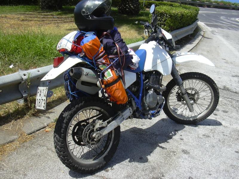 In Abruzzo col DR (Luglio 2011) Dr_car10