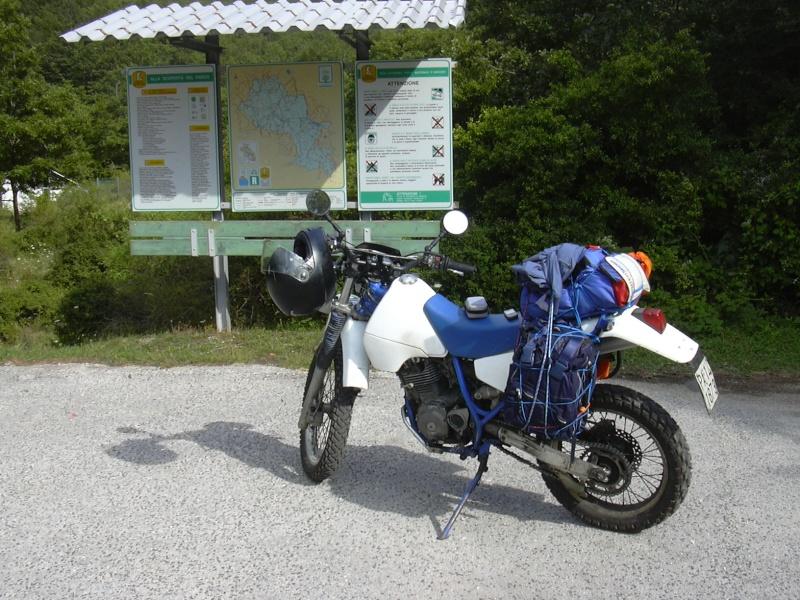 In Abruzzo col DR (Luglio 2011) Immagi13