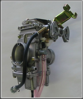 tm33 (cavo gas, montaggio, regolazione, ecc) Tm3310