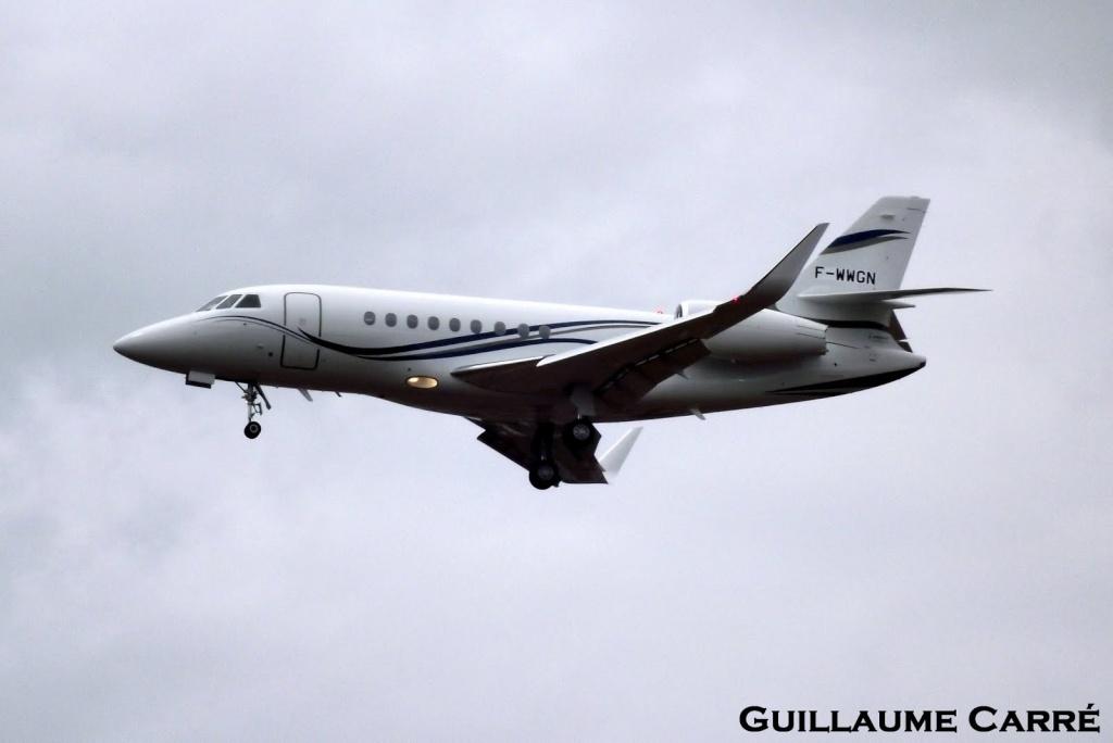 Les exclusivités sur Bordeaux-Mérignac, les plus beaux avions Dscf4111
