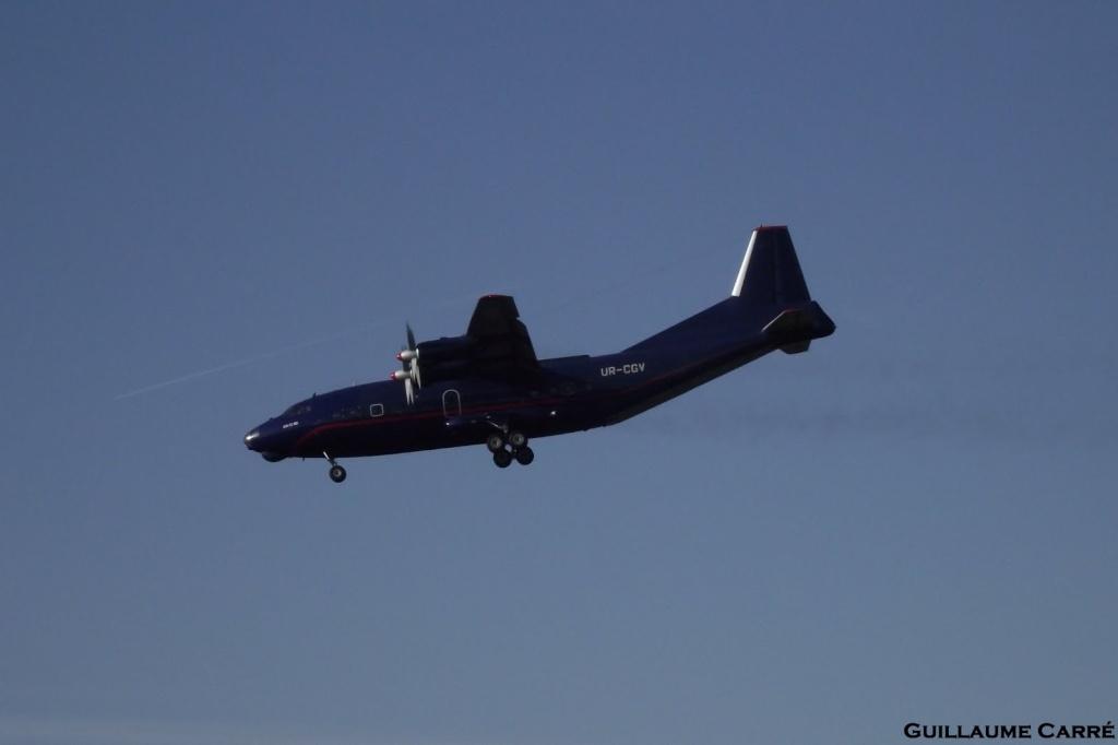Les exclusivités sur Bordeaux-Mérignac, les plus beaux avions Dscf7010