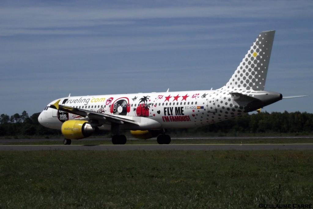 Les exclusivités sur Bordeaux-Mérignac, les plus beaux avions Dscf7310