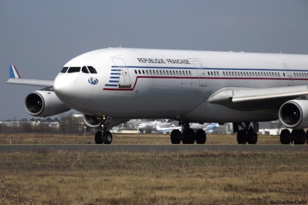 Les exclusivités sur Bordeaux-Mérignac, les plus beaux avions Dscf8710