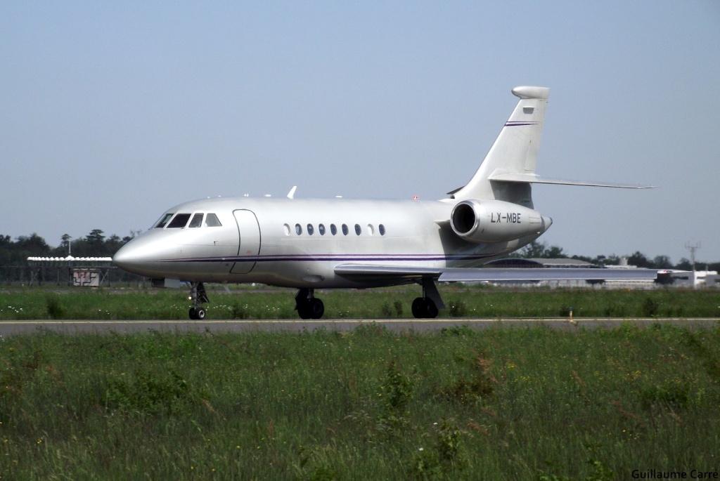 Les exclusivités sur Bordeaux-Mérignac, les plus beaux avions Dscf9910