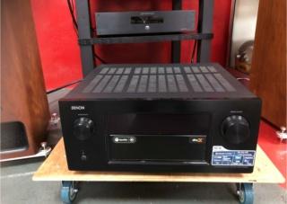 Denon AVR-X7200WA / Atmos / DTS:X / 4K UHD / Dolby Vision 1111