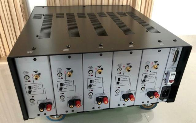 Earthquake Cinenova Grande 5 Power Amplifier [SOLD] 214