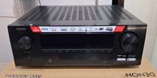 Denon AVC-X3700H 9.2 Channel 8K AV Receiver 3700-111