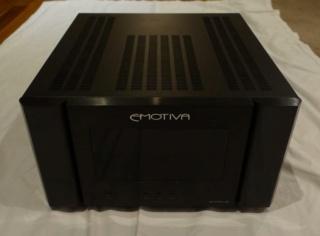 Emotiva XPR-2 Stereo Reference Power Amplifier (600 Watt) 410