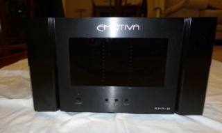 Emotiva XPR-2 Stereo Reference Power Amplifier (600 Watt) 511