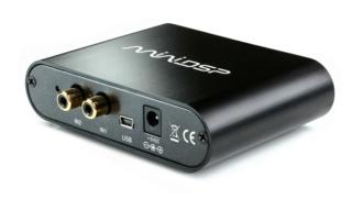 MiniDSP 2x4 Digital Signal Processor _mg_0612