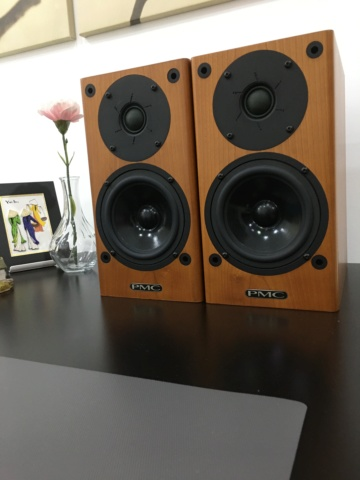 PMC DB1i Loudspeakers  Img_0115