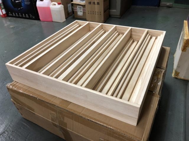 Acoustic Sound Diffuser 60cm x 60cm Img_0223