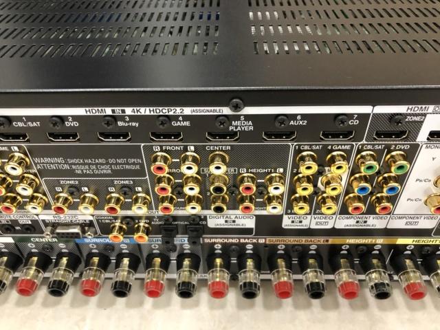 Denon AVR-X6300H 11.2 Channel Full 4K Ultra HD Network AV Receiver Img_0519