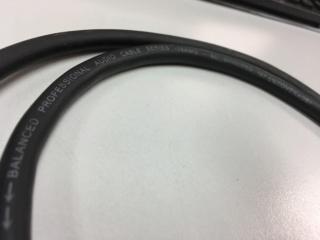 Monoprice Balanced XLR Interconnect Cable RM50 Img_0610
