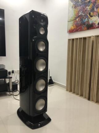 Revel Ultima Salon 2 Floorstanding Loudspeaker Img_1211