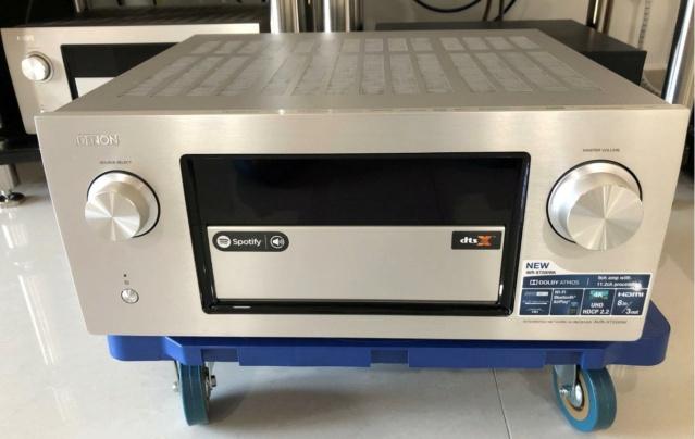 Denon AVR-X7200WA / Atmos / DTS:X / 4K UHD / Dolby Vision Img_1622