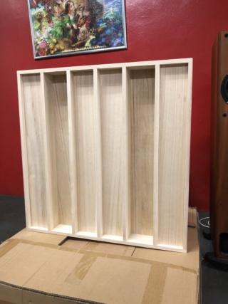 Acoustic Panel Wooden Diffuser (60cm x 60cm) Img_1716