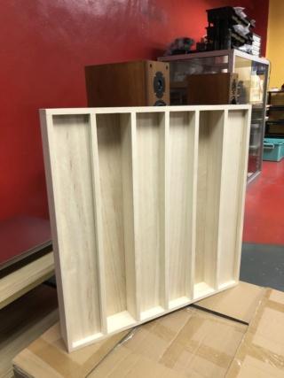 Acoustic Panel Wooden Diffuser (60cm x 60cm) Img_1717