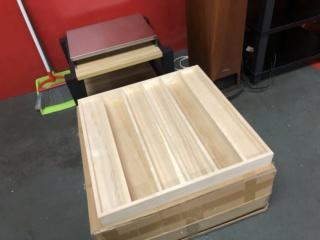 Acoustic Panel Wooden Diffuser (60cm x 60cm) Img_1718