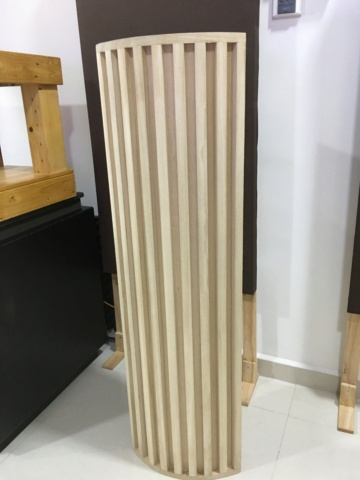 Acoustics Corner Bass Trap Diffuser 25cm x 120cm Img_1810
