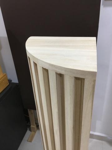 Acoustics Corner Bass Trap Diffuser 25cm x 120cm Img_1814