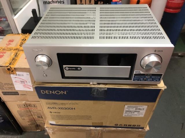 Denon AVR-X6300H 11.2 Channel Full 4K Ultra HD Network AV Receiver (Silver) Img_1822