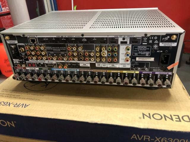 Denon AVR-X6300H 11.2 Channel Full 4K Ultra HD Network AV Receiver (Silver) Img_1920