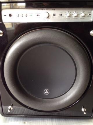 JL Audio Fathom F113/F112 Subwoofer Foam Edge Repair Kit Img_3312