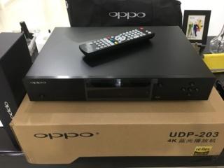 Oppo UDP-203 UHD 4K Bluray Player  Img_3314