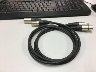 MOGAMI Neglex Balanced XLR Interconnect Cable Img_3518