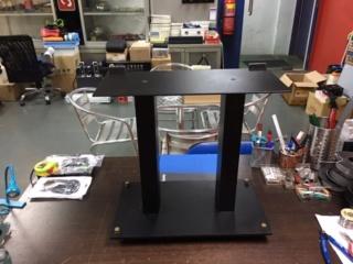 Premium Center Channel Speaker Stand  Img_4510