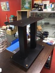 Premium Center Channel Speaker Stand  Img_4511