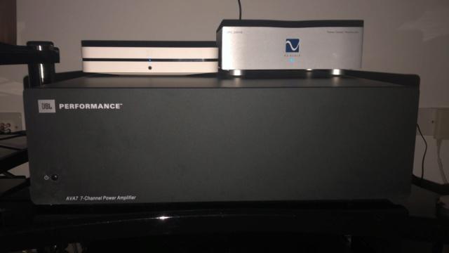 JBL AVA7 7-Channel Power Amplifier Jbl10