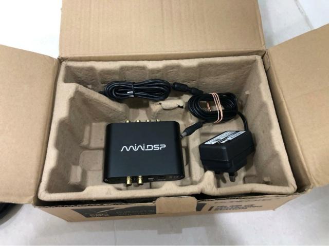 MiniDSP 2x4 Digital Signal Processor Noname15