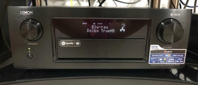 Denon AVR-X6300H 11.2 Channel Full 4K Ultra HD Network AV Receiver Noname16