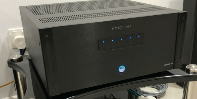 Emotiva XPA-5 5-Channel Power Amplifier (200Watt) Xpa-5_11