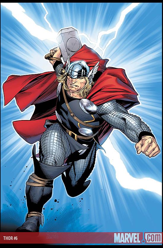 HOT TOYS: THOR Thor610