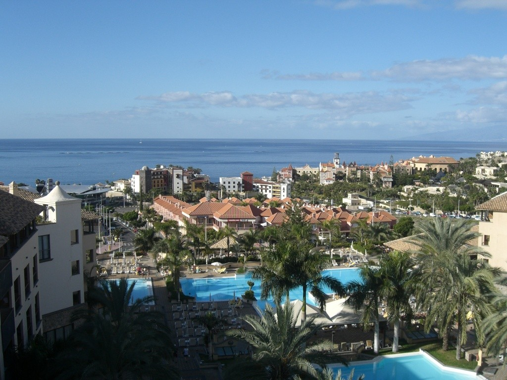 Canary Islands, Tenerife, Costa Adeje, Costa Adeje, Gran Hotel Cimg1319