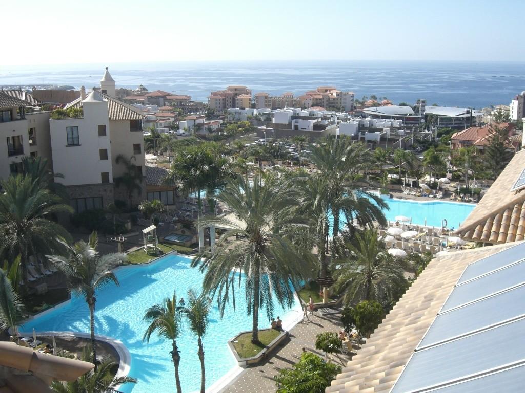 Canary Islands, Tenerife, Costa Adeje, Costa Adeje, Gran Hotel Cimg1320