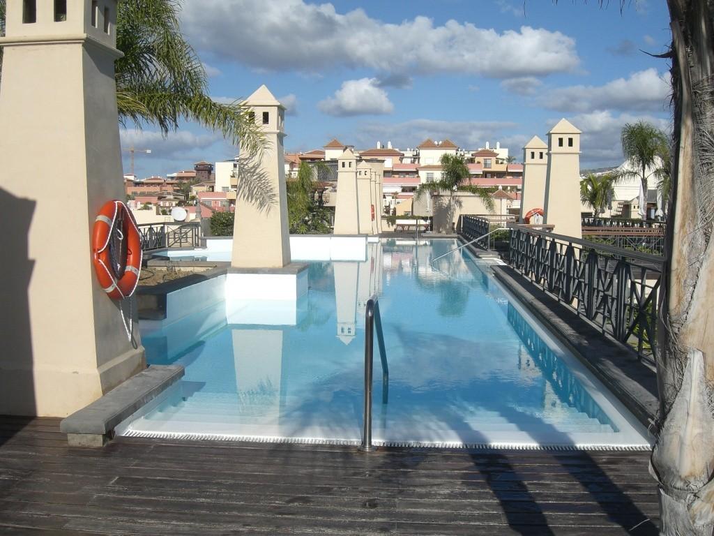 Canary Islands, Tenerife, Costa Adeje, Costa Adeje, Gran Hotel Cimg1321
