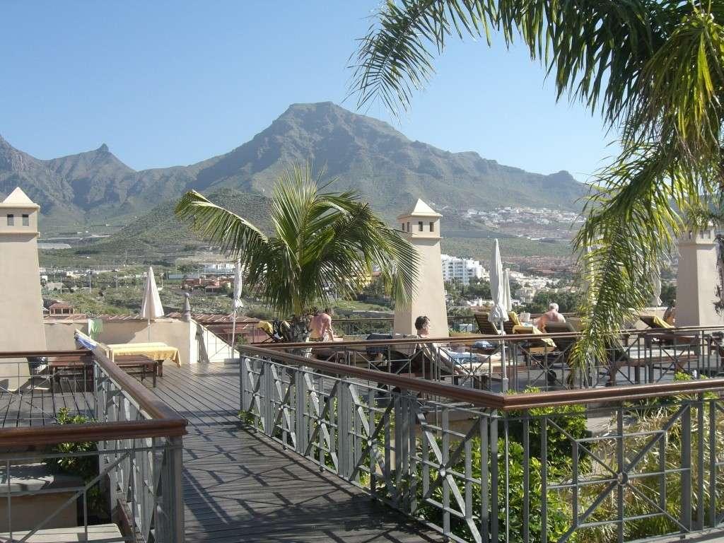 Canary Islands, Tenerife, Costa Adeje, Costa Adeje, Gran Hotel Cimg1323