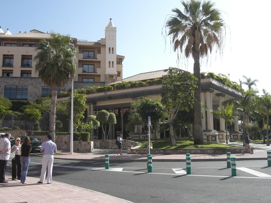 Canary Islands, Tenerife, Costa Adeje, Costa Adeje, Gran Hotel Cimg1421