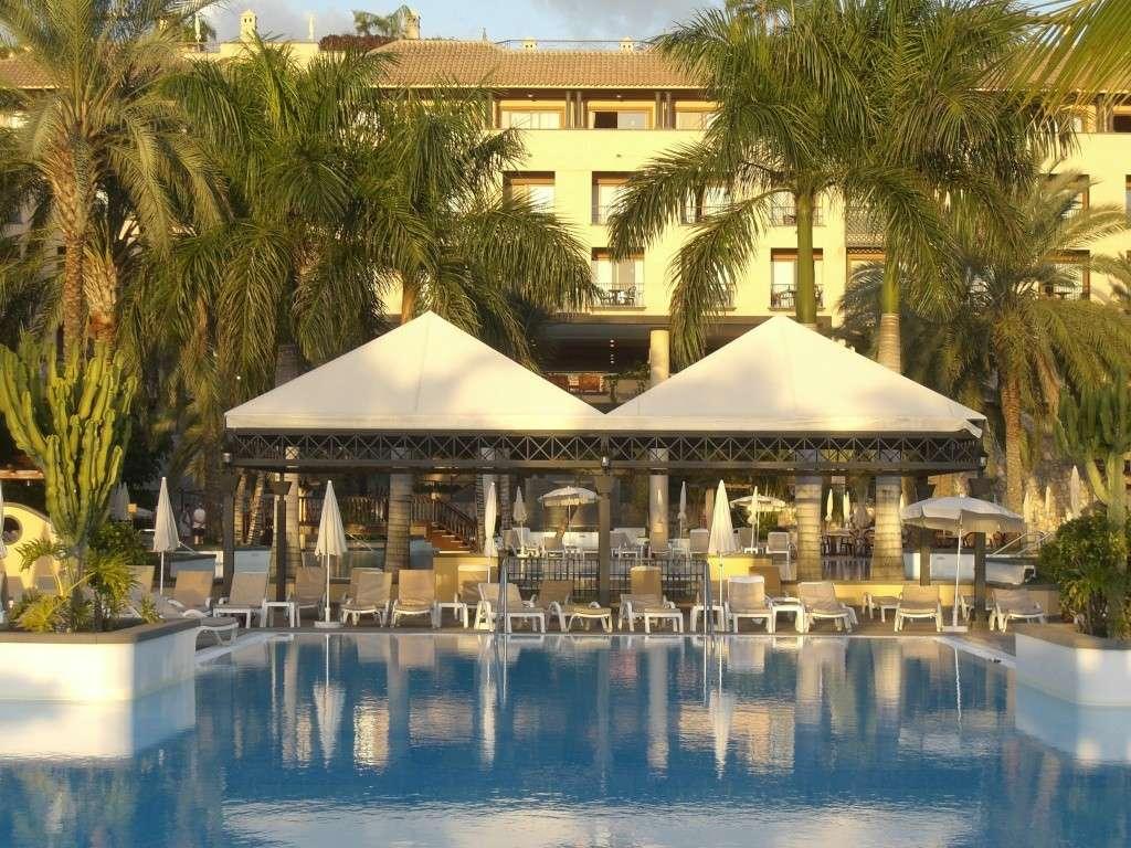 Canary Islands, Tenerife, Costa Adeje, Costa Adeje, Gran Hotel Cimg1424