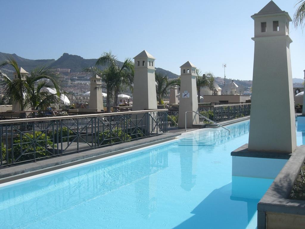 Canary Islands, Tenerife, Costa Adeje, Costa Adeje, Gran Hotel Cimg1426