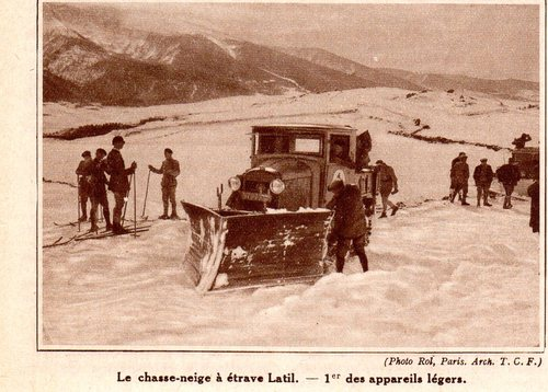 chasse neige Mont-l10