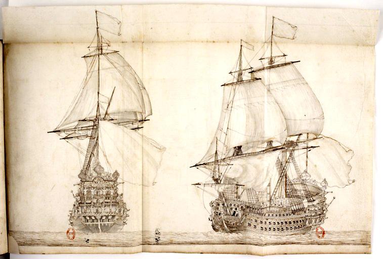 la description complète de royal louis de 1668 Royal_10