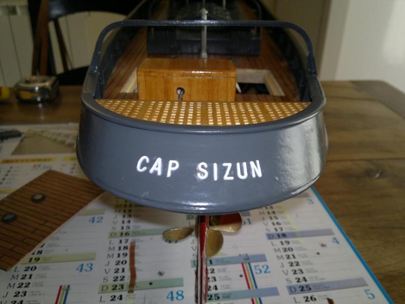 Remorqueur portuaire CAP SIZUN au 1/25è   - Page 6 17810