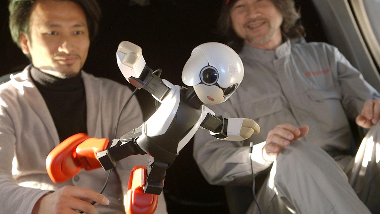 ROBOT SCANDAL Project Kiboro10