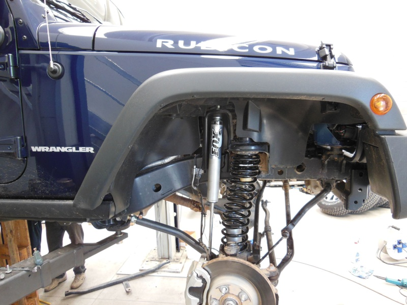 WranglerMania ShowCar 2013 in progress!  Dscn0021