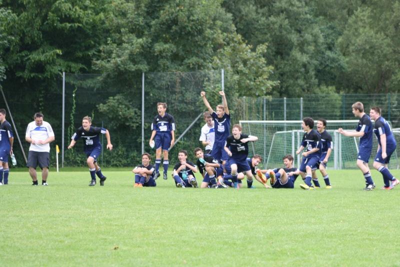 1.Runde Rheinland-Pokal: BaWa - JSG Westum 5:4 n.E. Img_6423
